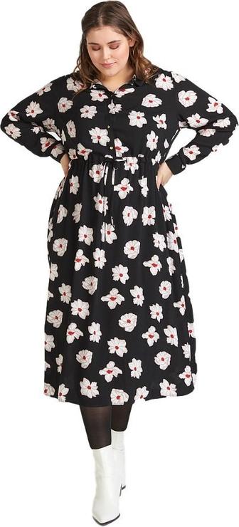 Sukienka Zizzi z długim rękawem