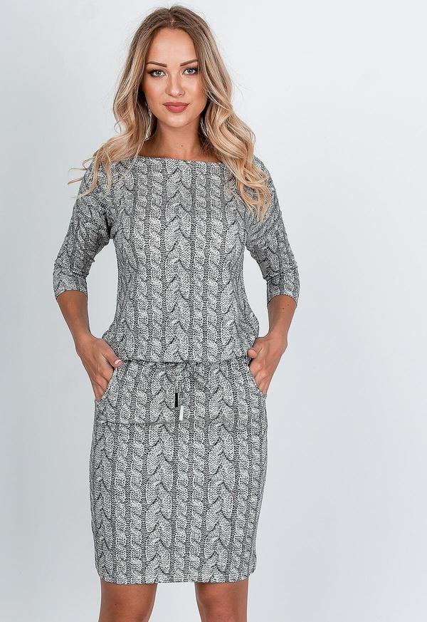 Sukienka ZOiO.pl w stylu casual