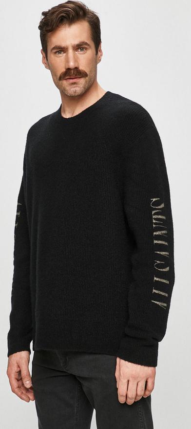 Sweter AllSaints w młodzieżowym stylu