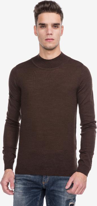 Sweter Antony Morato w stylu casual z wełny