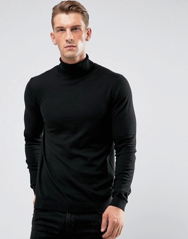 Sweter Asos z bawełny
