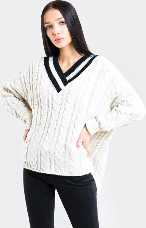 Sweter Big Star w stylu casual z wełny