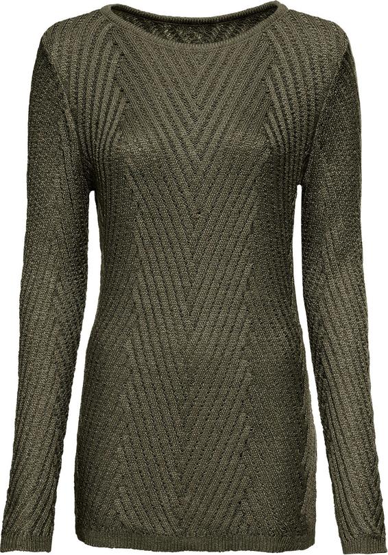 Sweter bonprix BODYFLIRT w stylu casual Odzież Damskie
