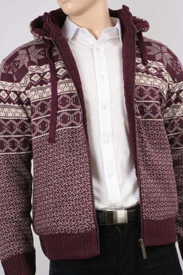 Sweter Brave Soul z wełny w młodzieżowym stylu