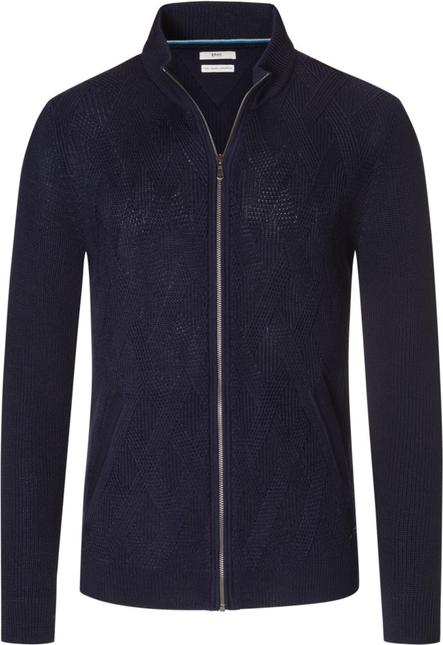 Sweter Brax z wełny