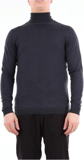 Sweter Daniele Alessandrini z tkaniny