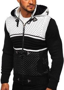 Sweter Denley w młodzieżowym stylu z wełny