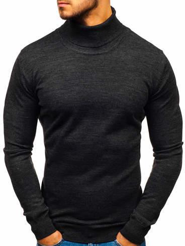 Sweter Denley w stylu casual z bawełny