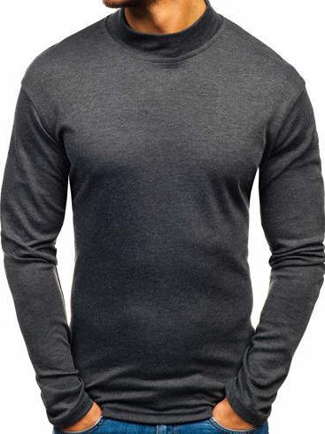Sweter Denley w stylu casual z jeansu