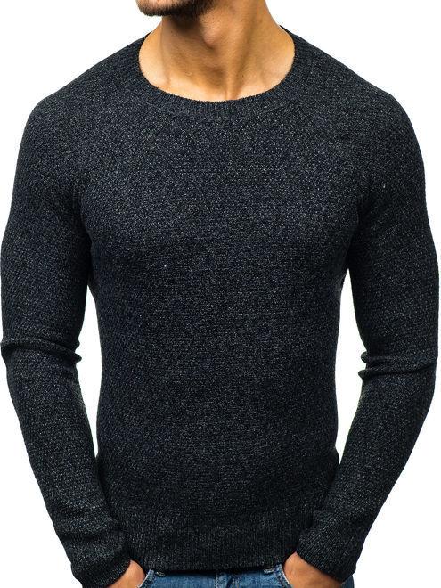 Sweter Denley w stylu casual z wełny
