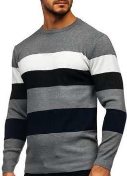 Sweter Denley z wełny