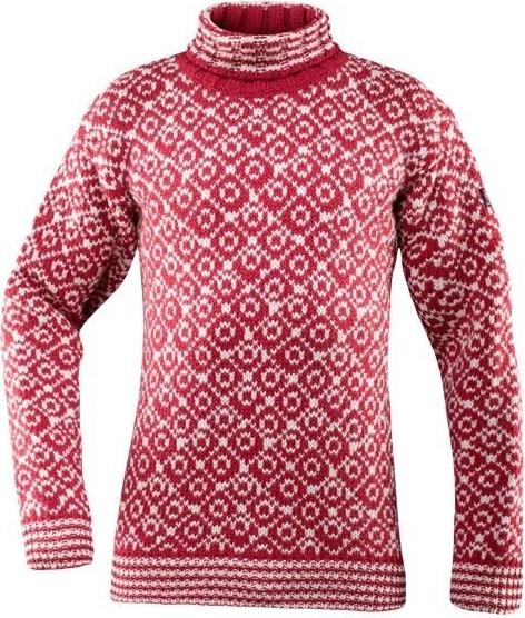 Sweter Devold z wełny