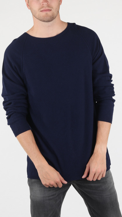 Sweter Diesel z wełny