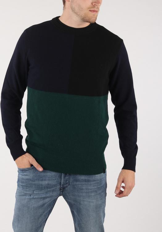 Sweter Diesel z wełny w stylu casual