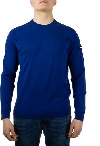 Sweter Emporio Armani w stylu casual z bawełny