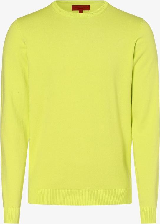 Sweter Finshley & Harding z bawełny w stylu casual
