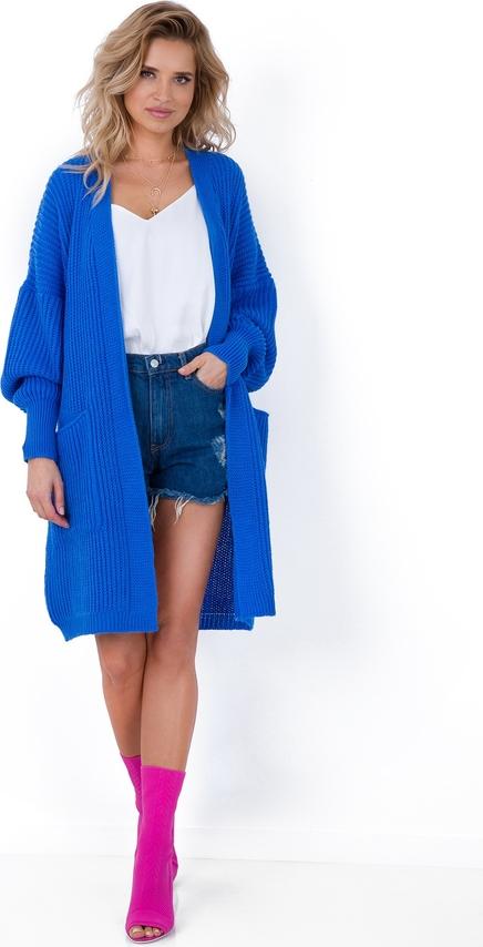 ZMNIEJSZONE O 50% Sweter Fobya z wełny w stylu casual Odzież Damskie Swetry i bluzy damskie LV HVSDLV-3