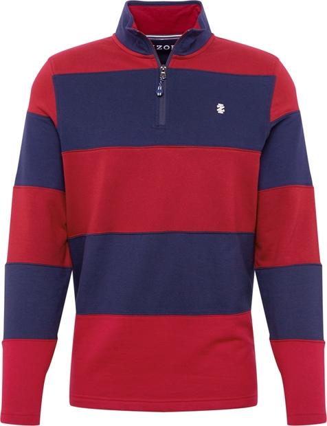 Sweter Izod z dzianiny