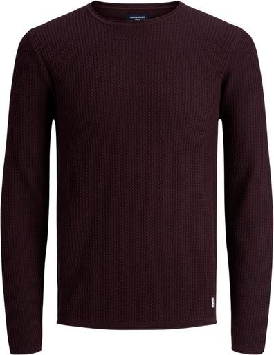 Sweter Jack & Jones z wełny w stylu casual