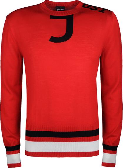 Sweter Just Cavalli z wełny