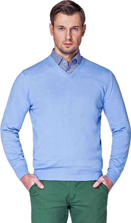 Sweter LANCERTO z tkaniny