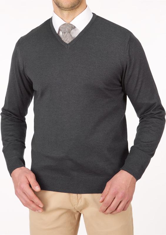 Sweter Lanieri w stylu casual z jeansu