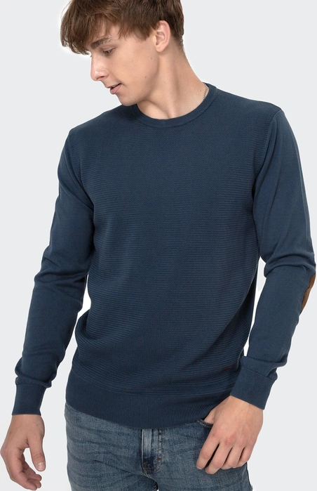 Sweter Lee Cooper w stylu casual z bawełny