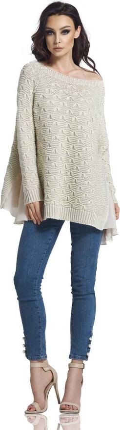 Sweter Lemoniade w stylu casual Odzież Damskie Swetry i bluzy damskie LQ ZHYTLQ-9 Darmowa dostawa