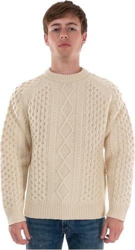 Sweter Levis w stylu casual z wełny