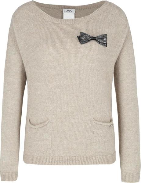 Sweter Liu-Jo w stylu casual