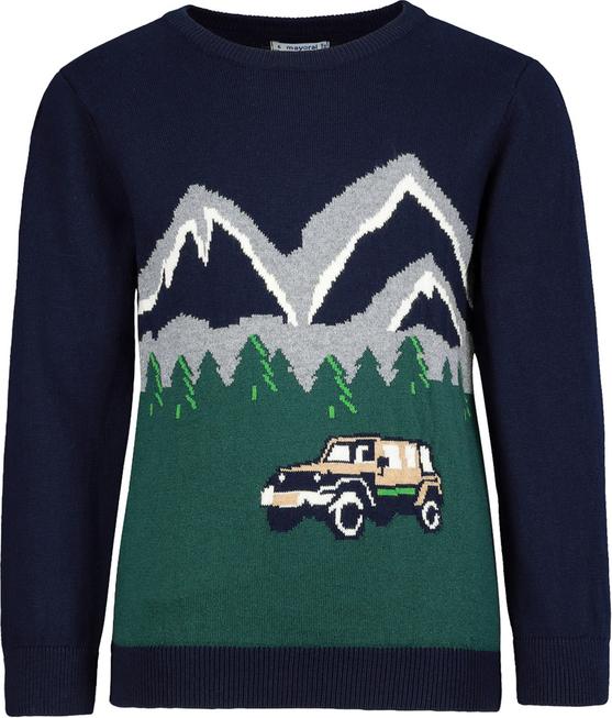Sweter Mayoral z bawełny