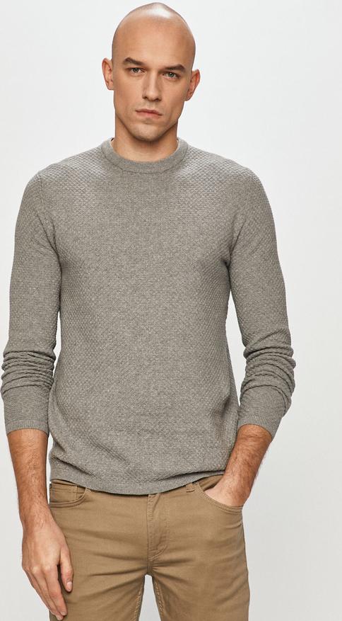 Sweter Only & Sons z bawełny w stylu casual