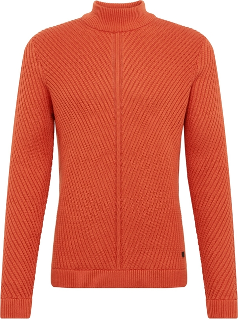 Sweter Only & Sons z dzianiny