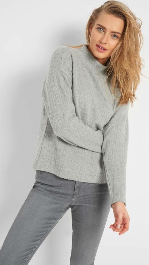Sweter ORSAY z dzianiny