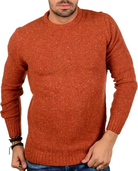 Sweter Patria Mardini w stylu casual z wełny