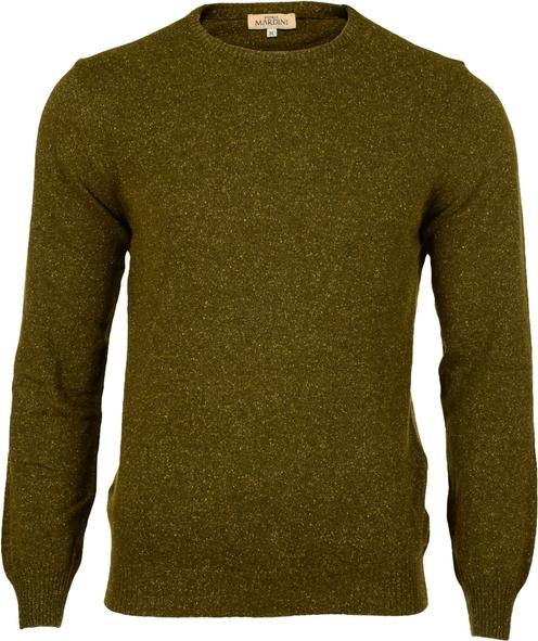 Sweter Patria Mardini z jedwabiu
