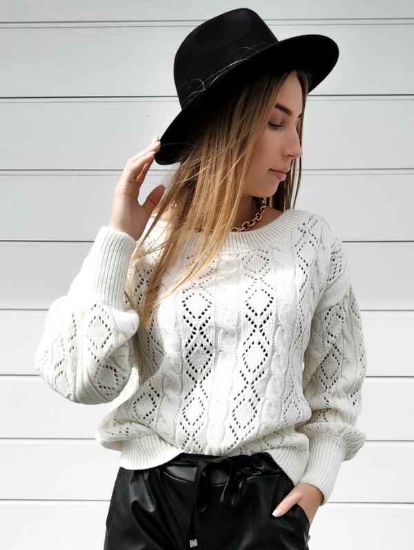 Sweter Perfe w stylu casual