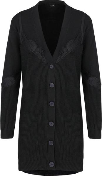 Sweter Pinko z kaszmiru w stylu casual Odzież Damskie Swetry i bluzy damskie QN IJCMQN-9 30% OBNIŻONE