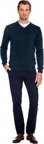 Sweter producent niezdefiniowany z bawełny