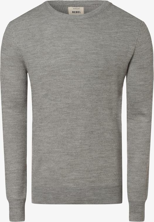 Sweter Redefined Rebel w stylu casual z dzianiny