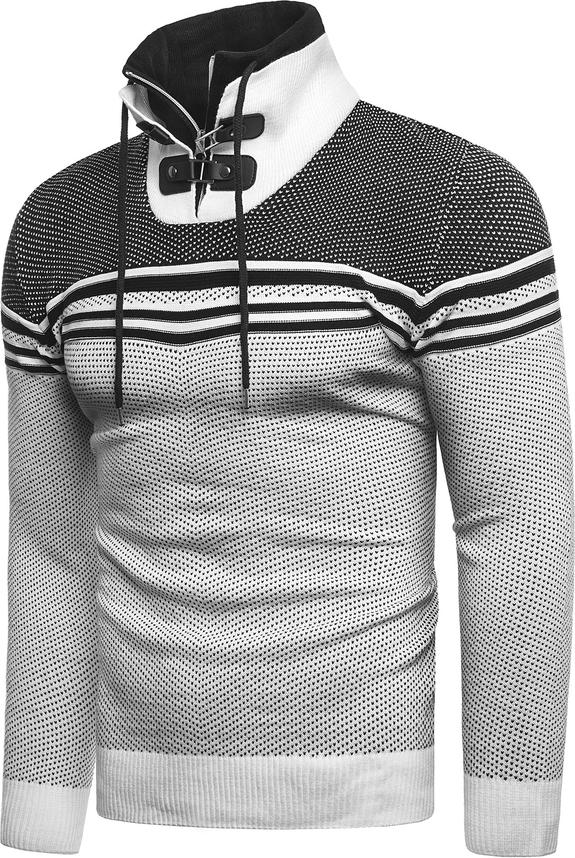 Sweter Risardi w młodzieżowym stylu