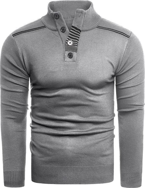 Sweter Risardi w stylu casual