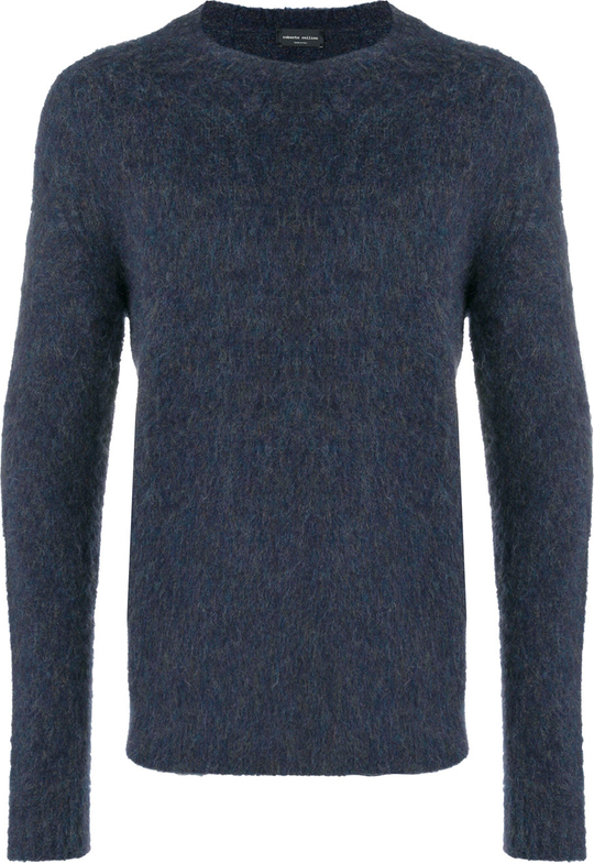 Sweter Roberto Collina z wełny