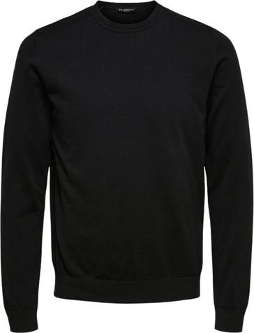 Sweter Selected Homme w stylu casual z okrągłym dekoltem