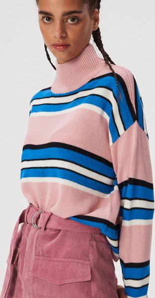 trwałe modelowanie Sweter Sinsay Odzież Damskie Swetry i bluzy damskie OB SKOPOB-2
