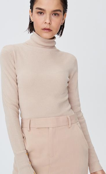 Sweter Sinsay w stylu casual