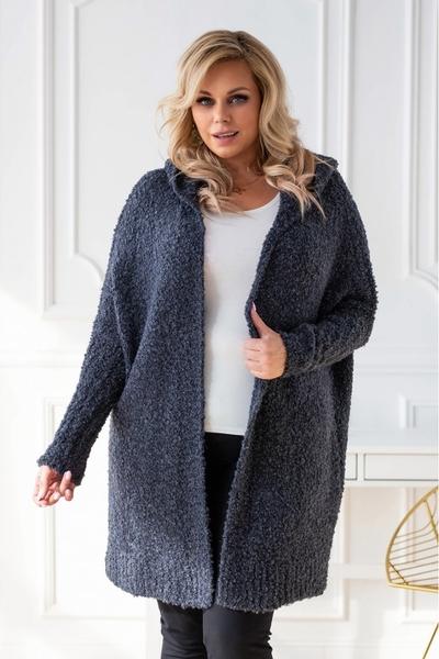 Sweter Sklep XL-ka z moheru