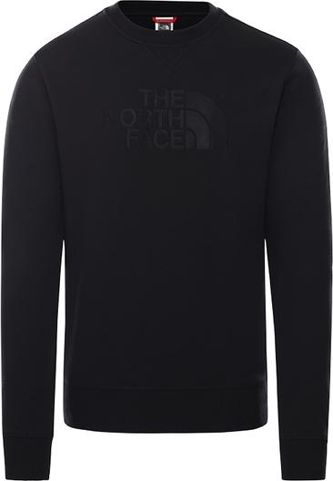 Sweter The North Face w młodzieżowym stylu