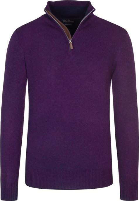 Sweter Tom Rusborg z wełny