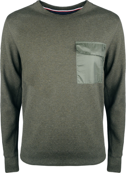 "Sweter Tommy Hilfiger Sweter ""bennet"" z bawełny"